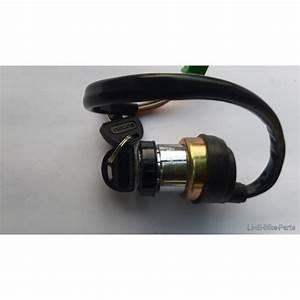 Suzuki Ignition Switch 37110-33021 4 Wire
