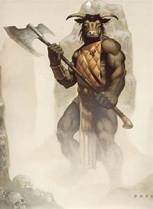 word of the day: minotaur | My History Journal