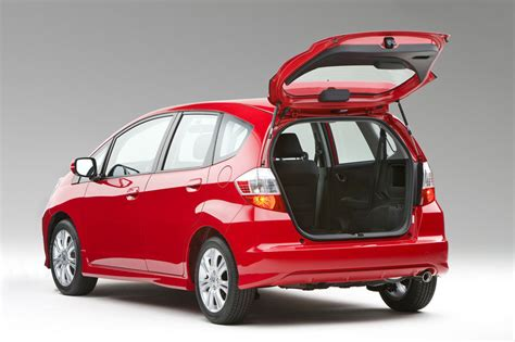 Honda Fit Mpg by 2012 Honda Fit Review Specs Pictures Price Mpg