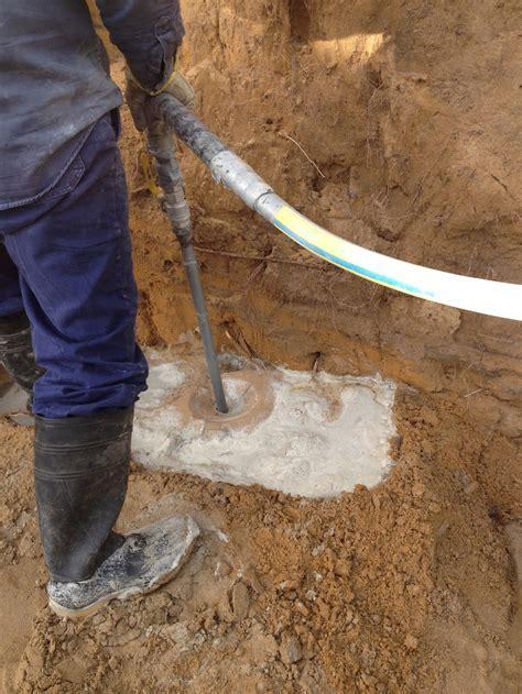 Soil Stabilisation   PCS   Strengthening Foundation Soils