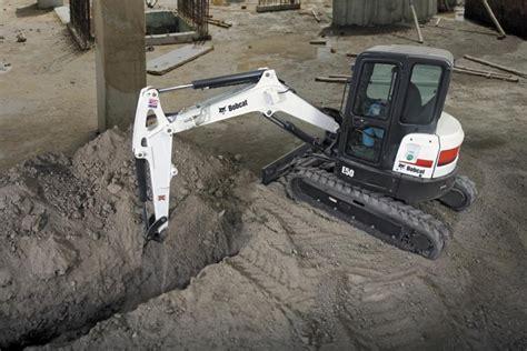 bobcat  compact excavator  sale  ks  mo kc bobcat