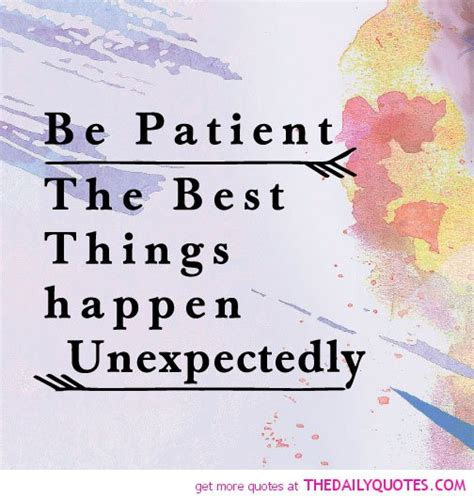 Unexpected Things Happening Quotes