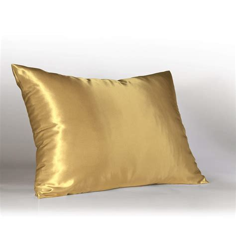 satin pillow covers sweet dreams luxury satin pillowcase with zipper standard 2105