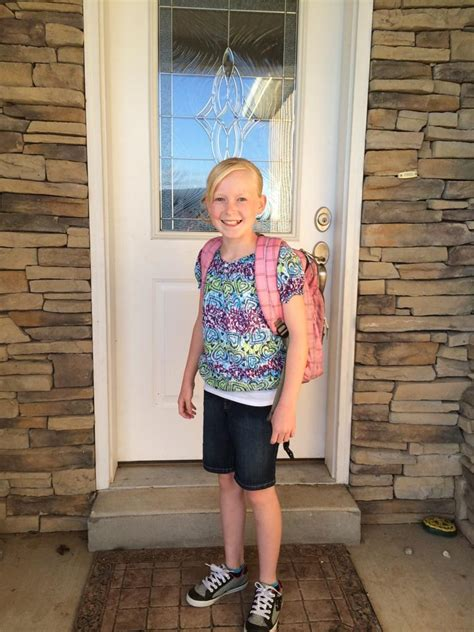 Although you are so small. Baadsgaard Bylines: Letter to my Thirteen-Year-Old ...