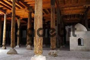 Säulen Aus Holz : viele alte s ulen aus holz in der juma moschee altstadt xiva u ~ Orissabook.com Haus und Dekorationen
