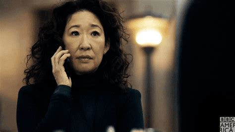 sandra oh coat killing eve sandra oh s hair is the best thing about killing eve