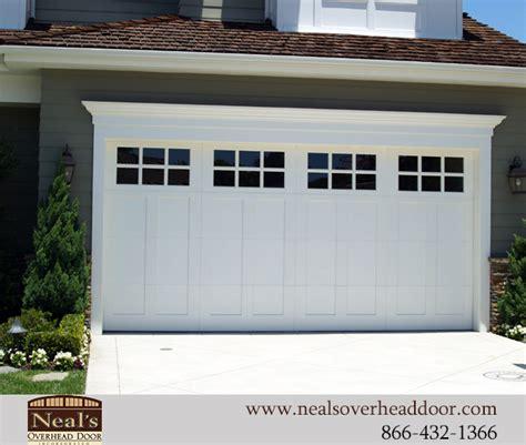 Craftsman Style Custom Garage Doors, Designs And