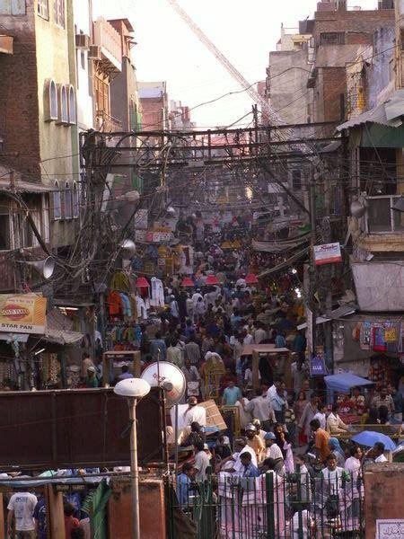 delhi bazaar photo