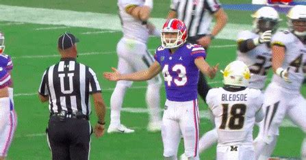 missouri  florida gators rowdy punter   personal