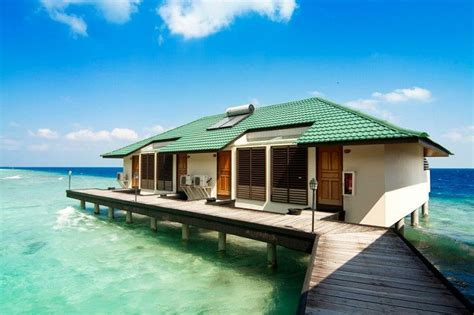 Cheap Water Villas In The Maldives  Overwater Bungalows