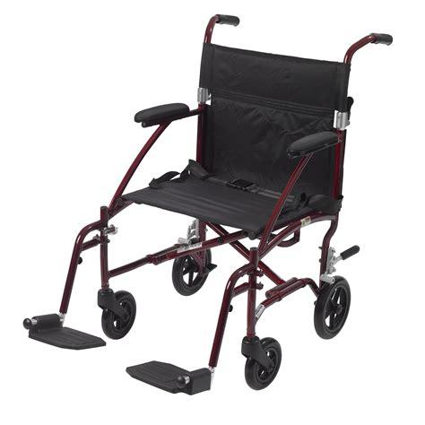walgreens ultra lightweight transport chair tc3 dfl19 rd fly lite ultra lightweight transport