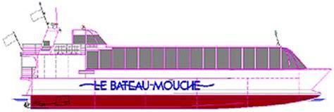 Bateau Mouche Facts by Bateaux Mouches Seine River Paris France