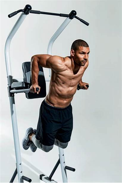 Chest Exercises Upper Building Dip Strong Broad