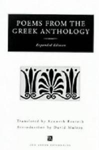 Poems From the Greek Anthology , translated by Kenneth ...