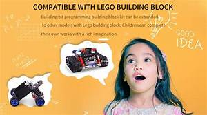 Yahboom Building Bit Block Kit Based On Micro Bit  Without