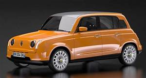 Renault 4l 2017 : renault 4 ever concept david obendorfer s revival of a childhood impression carscoops ~ Medecine-chirurgie-esthetiques.com Avis de Voitures
