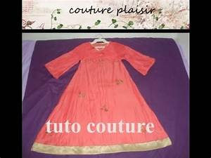 tuto couture robe de petite fille manches longues youtube With patron robe fille 8 ans