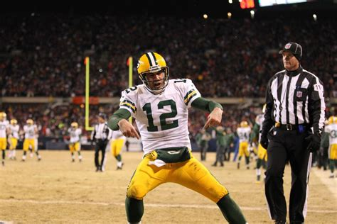 aaron rodgers  fan  thinks hes ruining football