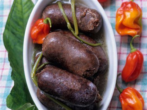 cuisiner du boudin noir boudin noir antillais facile et pas cher recette sur
