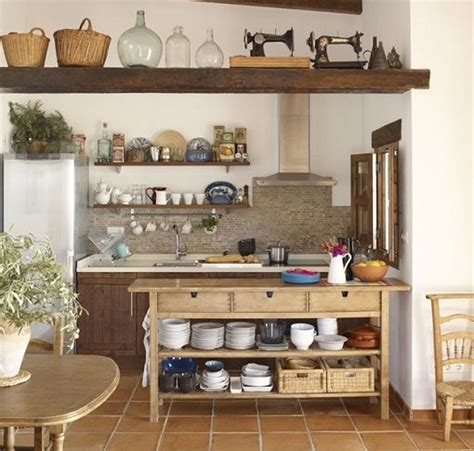rustic kitchen cabinets for my home my paradise 3 style kitchens ideas para and 7839