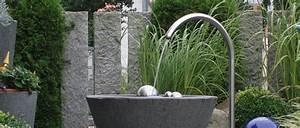 Brunnen Garten Modern : wasserspiel garten modern nowaday garden ~ Michelbontemps.com Haus und Dekorationen