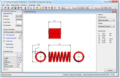 coil spring force calculator pictures coil imagesfxorg