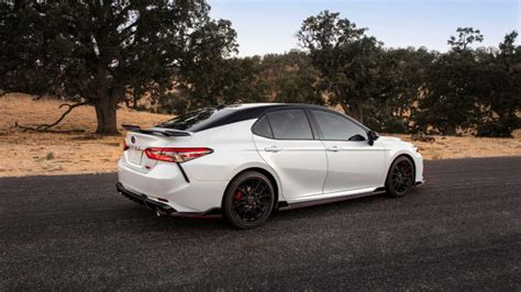 toyota camry avalon receive trd treatment