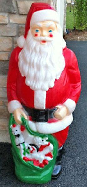 outdoor light up santa the o 39 jays christmas and yards on pinterest