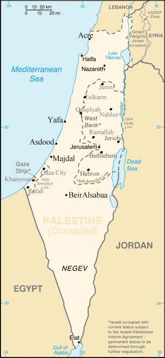 palestine map  palestine satellite images
