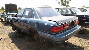 Junkyard Find  1991 Toyota Camry Dx With V6 Engine And