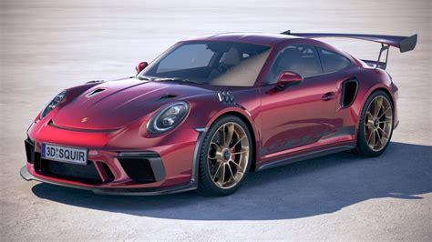 2019 Porsche Gt3 Rs porsche 911 gt3 rs 2019