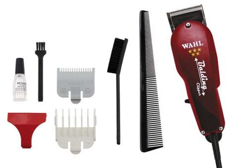 wahl europe professional hairdressing star series baldingclipper