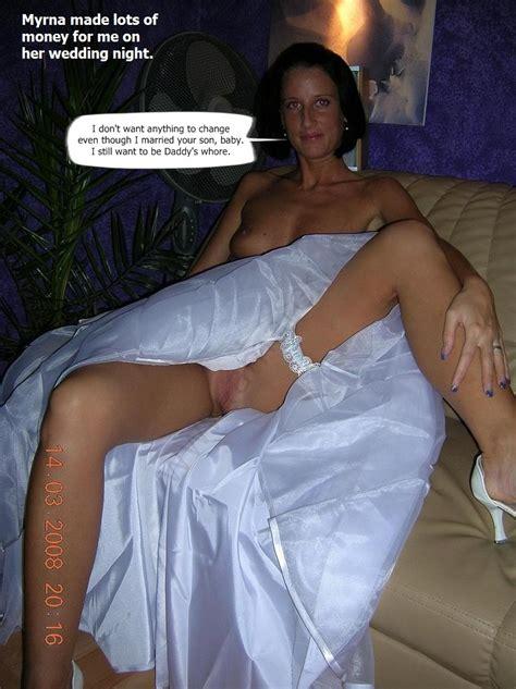 Skank Bride Caption #8 #81864012