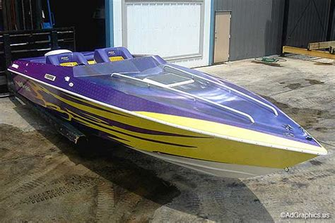Boat Graphics by Custom Boat Graphics Pompano