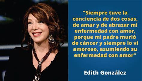 .40 a 49 años, quienes tendrán que registrarse en el sitio oficial de vacuanción, como ha sido en los casos anteriores; Edith González: recuerda su lucha contra el cáncer con ...