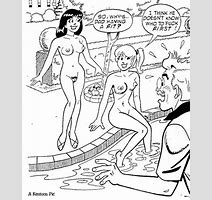 veronica porno archie