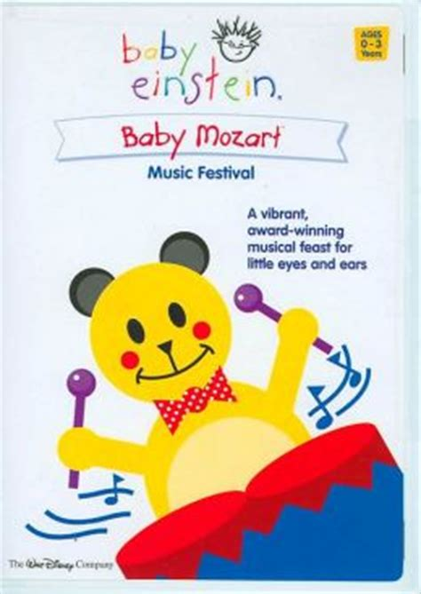 Baby Einstein Language Nursery Toys by Baby Einstein Baby Mozart Music Festival By Walt Disney