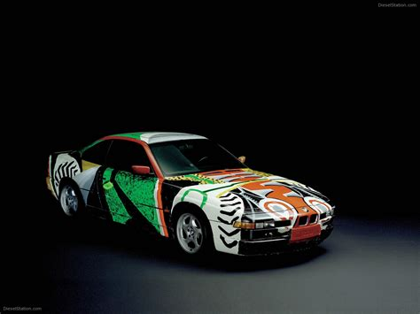 Bmw Art Cars Exotic Car Picture 037 Of 38 Diesel Station