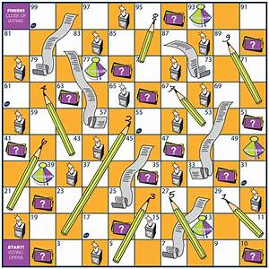 free coloring pages of snakes and ladders With snakes and ladders template pdf