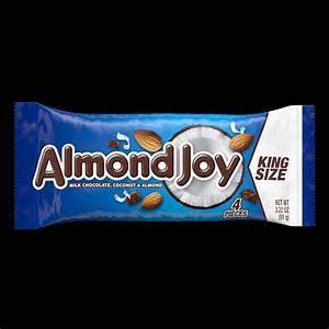 Almond Joy Logo | www.imgkid.com - The Image Kid Has It!