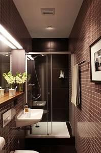 best 25 long narrow bathroom ideas on pinterest narrow With small narrow bathroom design ideas