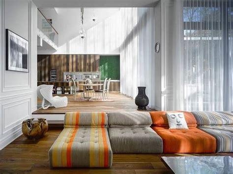 splendidly comfortable floor level sofas enjoy
