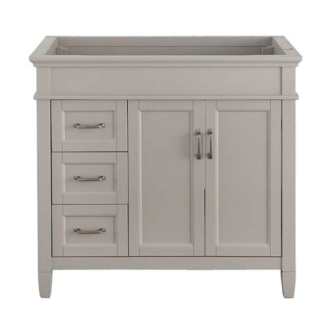 foremost vanity reviews foremost ashburn 36 in w x 21 75 in d vanity cabinet in