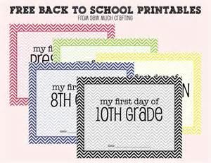 Back to School Printable Worksheets Free