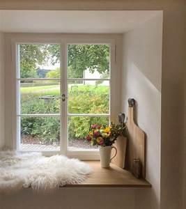 Fensterbank Dekorieren Modern : fenster dekorieren ohne gardinen haus design ideen ~ Watch28wear.com Haus und Dekorationen