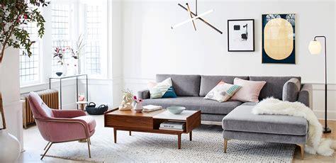 Living Room Furniture Inspiration by Living Room Inspiration West Elm