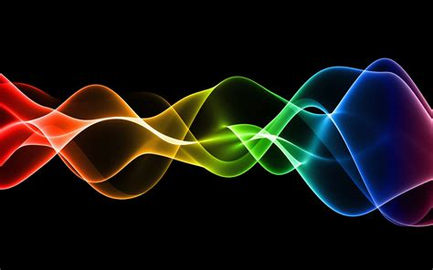Abstract Wallpaper Wave by Wallpapers Abstract Neon Wallpapers