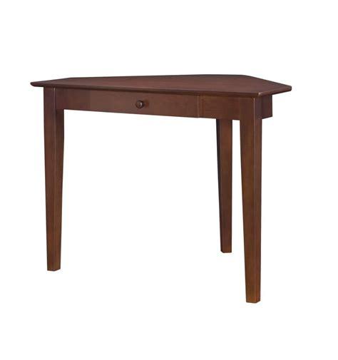 40 inch computer desk 40 inch shaker corner desk bare wood fine wood