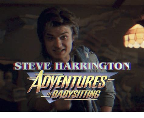 Steve Harrington Memes - steve harrington ventures steve meme on me me