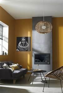 Décoration Salon Jaune Moutarde : conseil d co quelle couleur choisir pour le salon architecte d 39 int rieur d coratrice ~ Melissatoandfro.com Idées de Décoration
